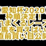 【愛知杯2020】枠順決定!荒れまくるレースでどの馬を買えばいい?直前買い目公開